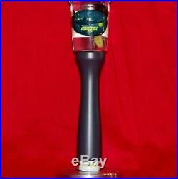 NEW IN BOX EXTREMELY RARE DOGFISH HEAD FIREFLY TAP HANDLE withSTAND & 50 COASTERS