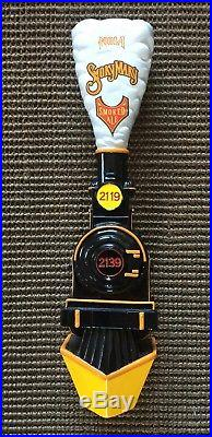 NOLA Brewing SMOKY MARY Figural Beer Tap Handle BRAND NEW witho Box