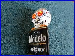 Negra Modelo Day Of The Dead Motion Beer Tap Handle, New In The Box
