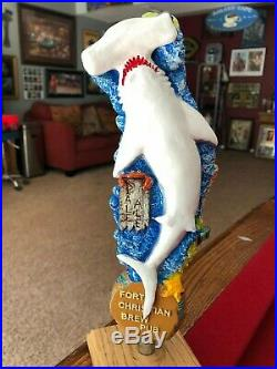 New And Rare Fort Christian Brew Pub Beer Tap Handle