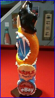 New Maple Beer Company Sexy Mermaid Beer Tap Handle