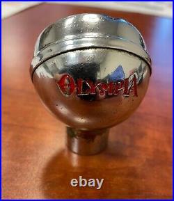 Olympia ball knob tap marker handle vintage