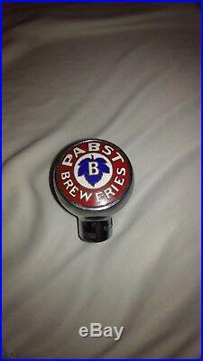 Pabst Beer Tap HANDLE Knob