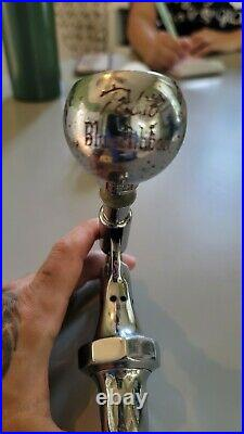 Pabst Blue Ribbon Beer Tapper Tap Handle Circa 1940's