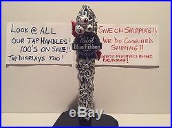 Pabst Blue Ribbon EYEBALLS Beer Tap Handle Jason Ramirez Art Series PBR