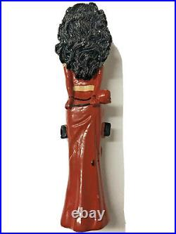 Parallel 49 Between The Boarder Gypsy Tears Very Sexy Beer Tap Handle RARE