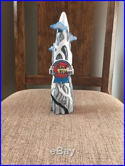 Pasbt blue Ribbion Limited Edition Colorado Tap Handle