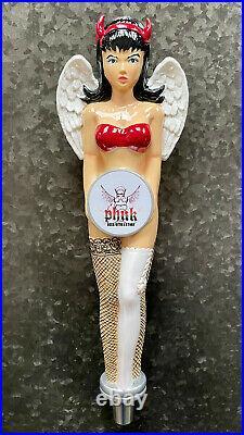 Phuk Beer She Devil Custom Tap Handle (brand new in box)