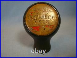 Prohibition Era Dubois Budweiwser Beer Tap Handlebakelitebrasspennsylvania