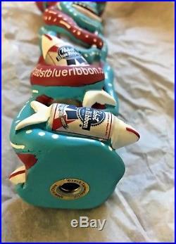 RARE 2013 Pabst Octopabst Figural Beer Tap Handle NIB
