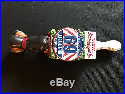 RARE! Frankenmuth Brewery Batch 69 IPA beer tap handle NEW