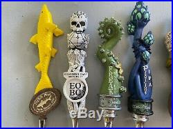 Rare Craft Beer Tap Handle Collection