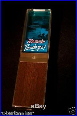 Rare Hamm's Beer Tap Handle MAKE ME AN OFFER