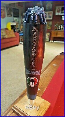 Rare Margarita Tarantula Beer Tap Handle