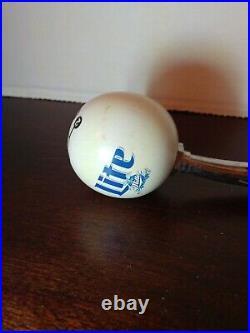 Rare Miller Lite Shift Knob Miller Racing Beer Tap Handle