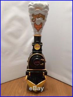 Rare Nola Smoky Mary Steam Engine Train Locomotive 12 Draft Beer Keg Tap Handle