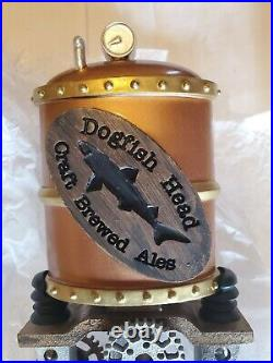 Rare Uber Dogfish Head Steampunk Tap Handle NEW