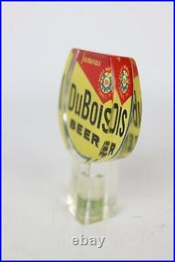 Rare Vintage DuBois Beer Bar Keg Tap Handle DuBois Brewing Co. Pennsylvania USA