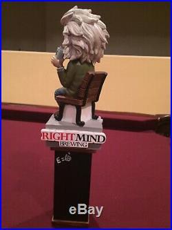 Right Mind Einstein Beer Tap Handle