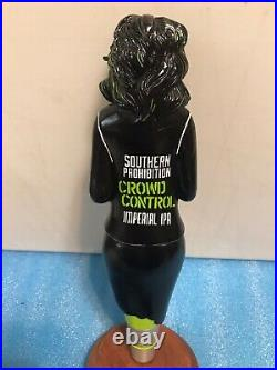 SOUTHERN PROHIBITION CROWD CONTROL beer tap handle. MISSISSIPPI