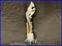SUPER RARE MechaHopzilla Beer Tap Handle from NOLA Brewing New Orleans Louisiana