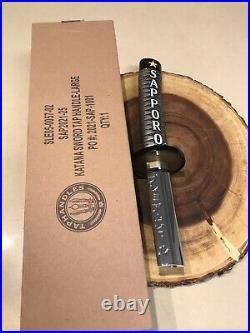 Sapporo Katana Samurai Sword Beer Tap Handle- New In Box 13