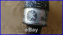 Schlitz Malt Liquor Bull Head Beer Tap Handle