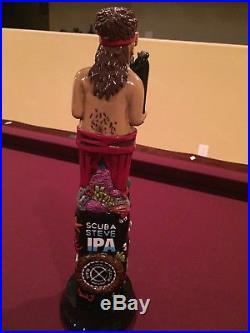 Scuba Steve IPA Beer Tap Handle