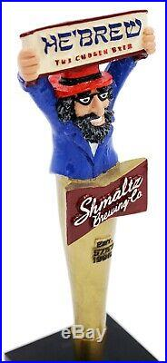 Shmaltz Brewing Co Hebrew The Chosen Beer Figural Tap Handle