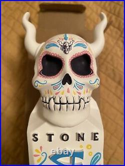 Skull Tap Handle Rare
