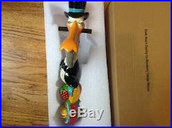 South Beach Brewing Co. Strawberry Orange Mimosa tap handle, brand new in box