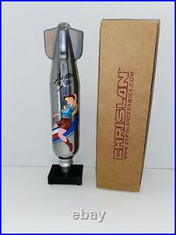 Southern Star Brewing Co. Bombshell Blonde Bomb Tap Handle Brand New In Box