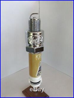 Spark Plug Beer Tap Handle