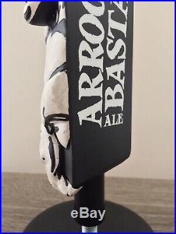 Stone Arrogant Bastard Ale 3D Gargoyle Monster Stone Brewing IPA Beer Tap Handle