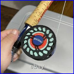 Sweet Water Brewing Company Lager Guide Beer Fishing Rod Reel Tap Handle