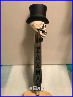 TAXMAN LaMAISON beer tap handle. Fortville, Indiana