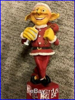 TROEGS MAD ELF Tap Handle (EXTREMELY RARE)