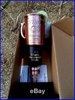 Titos Vodka Of Austin Texas Bar Tap Handle New In Box. Free Priority Shipping