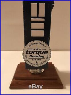 Torque Service Man Rare Beer Tap Handle