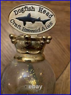 Used Dogfish Head Pimp Cane, Beer Tap Handle Super Rare