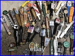 Vintage Beer Tap Handle Lot (73) Unique Unusual Advertising Ale Brewery Brew Nr