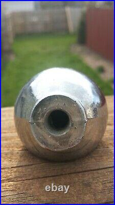 Vintage Blatz Red Ball Knob Tap Handle 1930's Milwaukee, WI
