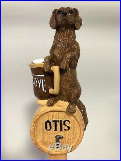 Vintage Elk Grove OTIS RARE Full 3D Figural Tap Handle NEW Condition