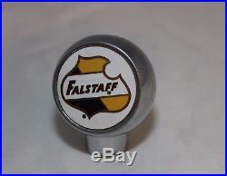 Vintage Falstaff Beer Tap Marker Beer Tap Handle Beer Tap Ball Knob Tap Knob