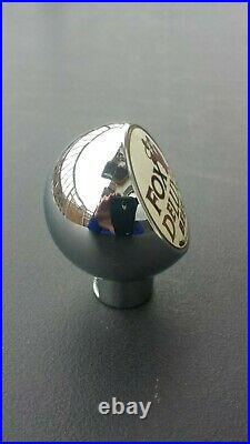 Vintage Fox DeLuxe Beer Ball Knob Tap Handle 1930's Peter Fox Chicago, IL