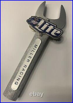 Vintage Miller Lite Beer Tap Handle