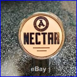 Vintage Nectar Beer Ball Tap Knob / Handle Ambrosia Brewing Co Chicago IL