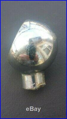 Vintage Pabst Blue Ribbon Beer Ball Knob Tap Handle 1930's Milwaukee, WI