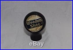 Wooden Shoe Beer Beer Tap Marker Beer Tap Ball Beer Tap Knob Beer Tap Handle OH
