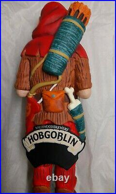 Wychwood Brewery Hobgoblin Pump Tap Handle Brand New & Boxed Free p&p